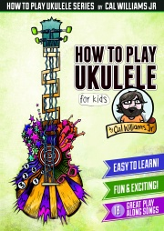 UKULELE BOOK FOR KIDS COVER A4