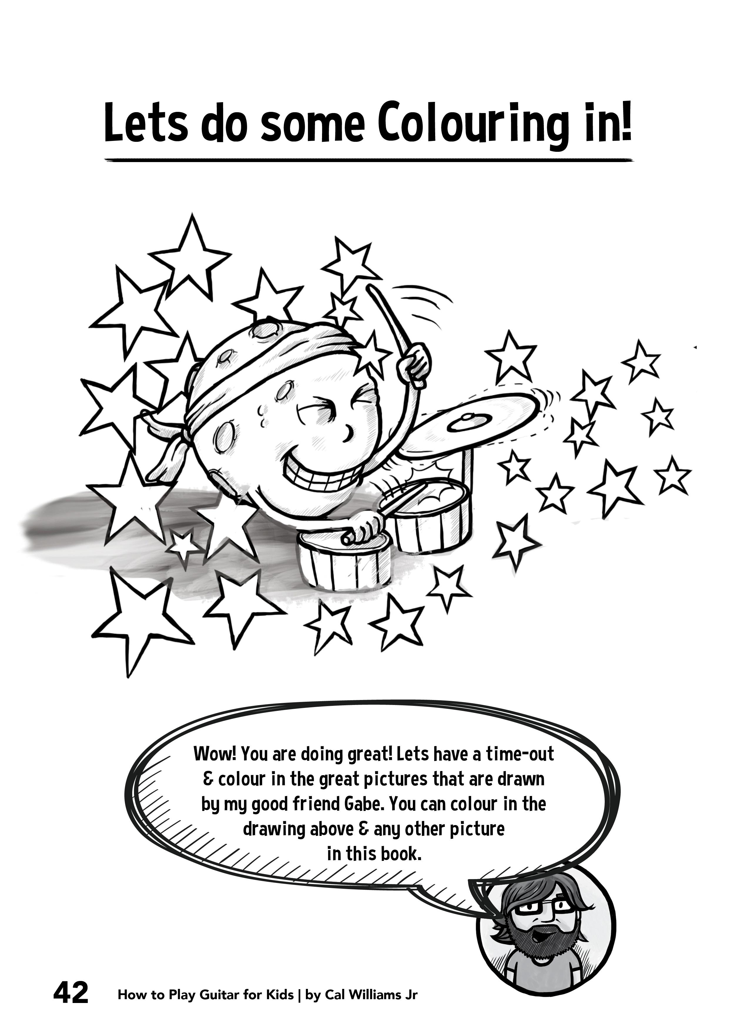 EASY GUITAR FOR KIDS P42